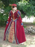 Renaissance Gown by TheCosplayDiva