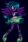 Dark Spark as Equestria Girl by Dark-Spark7