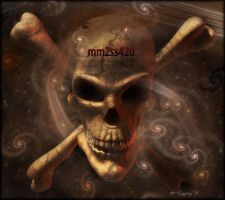 Skull for mm2ss420 by GypsyH