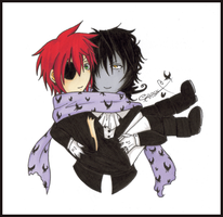 :DGM:Lucky:No:PiggyBack: by KaiSuki