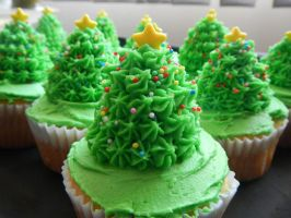 Buttercream Forest by AnimeAlltheWayUn
