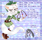 CCC Character Profile {Blanc} by Anthea-Venilia