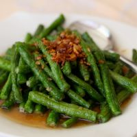stir-fried long beans.. by jeffzz111