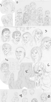 Another Sketchdump Wha? by XtreamCrazy