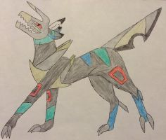 Hey there SharkMind! *Read Desc* by AssassinWolf1313