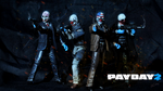 PayDay 2 Custom Figure Background by EmtheMad