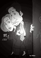 The x files by Xther
