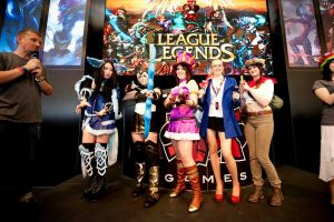 League of Ladys! by KristyyLeighh