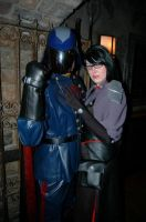 Cobra Commander by MapleBunnie