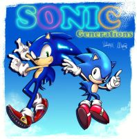 Sonic Generations by LightningGuy