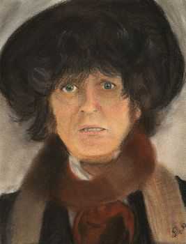 fourth doctor by sealpantomime