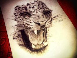 my leopard by bilino