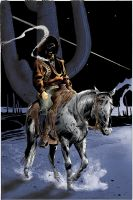 Cisco Kid: Hell's Gate TPB Cover by PlanetKojo