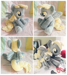 :: Mini Derpy Plushie  :: by Fallenpeach