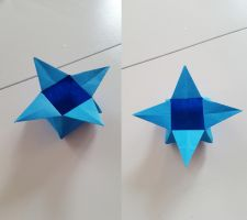 Origami Starbox 1 by fOTland