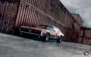 Mercury Cougar Trans Am by RKGrafixx