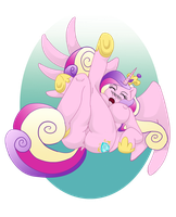 CM Princess Cadance's fall by RainbowStar2015