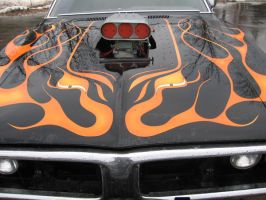 1974 Dodge Charger by beautifulmindhazard