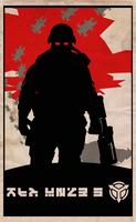 Might of The Helghast by ropa-to