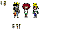 Tattoo Sprite Sheet by Dreballin3x