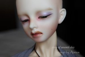 Face up68 by ymglq