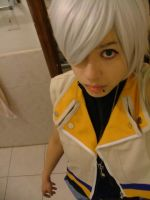 KH2: cosplay check Riku by DifferentWaysToCry