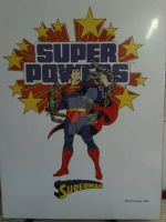 DC COMICS SUPER POWERS: SUPERMAN by monitor-earthprime