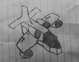 Halo: Air Vehicle by 12345Death