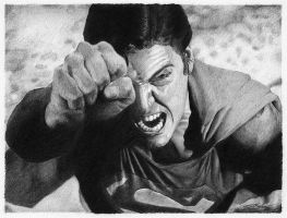 Christopher Reeve by TimBeeler