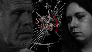 Sons of Anarchy Fanfiction Cover 3 - Shattered by Kimi-Clark