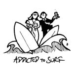 Addicted to Surf - Wedding by GraphicFoundry