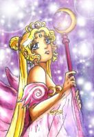ACEO: Princess Serenity by SailorDream