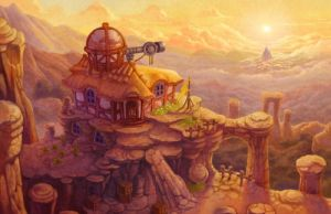 Isaac's Observatory by 14Fourteenth