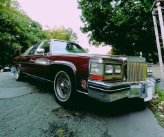 Cadillac Fleetwood Brougham by theTobs