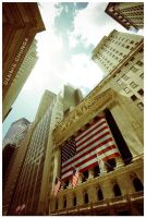 WallStreet by DennisChunga