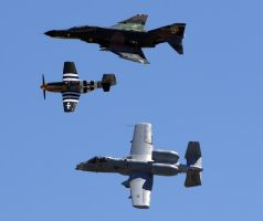 Fairchild Heritage Flight by shelbs2
