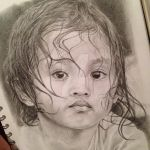Filipino baby by farooky