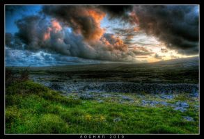 -Old Shot- Alien Landscape II by oggie85