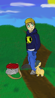 Drawing 1-100 ''Our adventure begins'' by TossarN