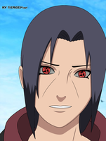 Itachi Uchiha -  chapter 552 by sergey1994