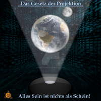 The Law Of Projection by Magic-Komplex