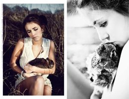 She will be loved by AnjaRoehrich