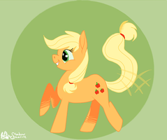Applejack by Shadowstar-12