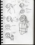 Raphael Sketches by Mistical52