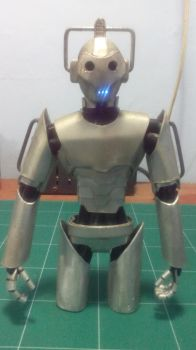 Cyberman in process 3 by SOCRAM13