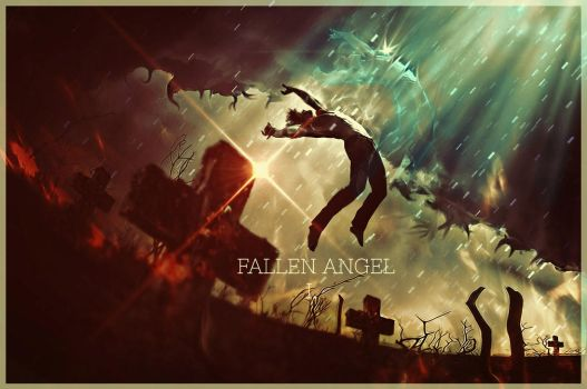Fallen Angel I by Stratox