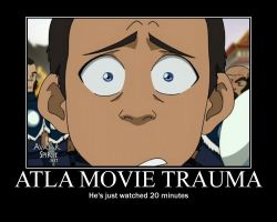 ATLA movie trauma by Ishiyaki