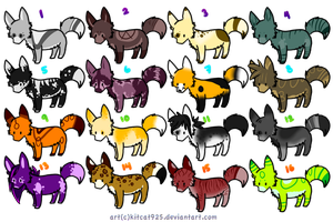 Wolf Adopts by LoserDoge