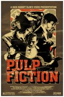 Pulp Fiction Revamped by zombem666