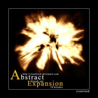 Abstract-Expansion by Cicatrized